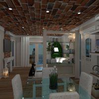 floorplans house kitchen lighting household cafe 3d