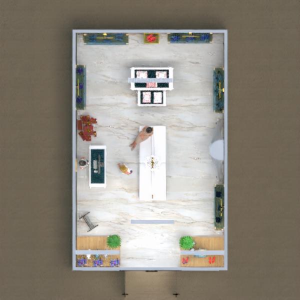 floorplans meble wystrój wnętrz przechowywanie 3d