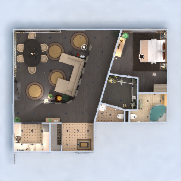 floorplans apartment furniture decor diy bathroom bedroom living room kitchen lighting renovation dining room storage entryway 3d