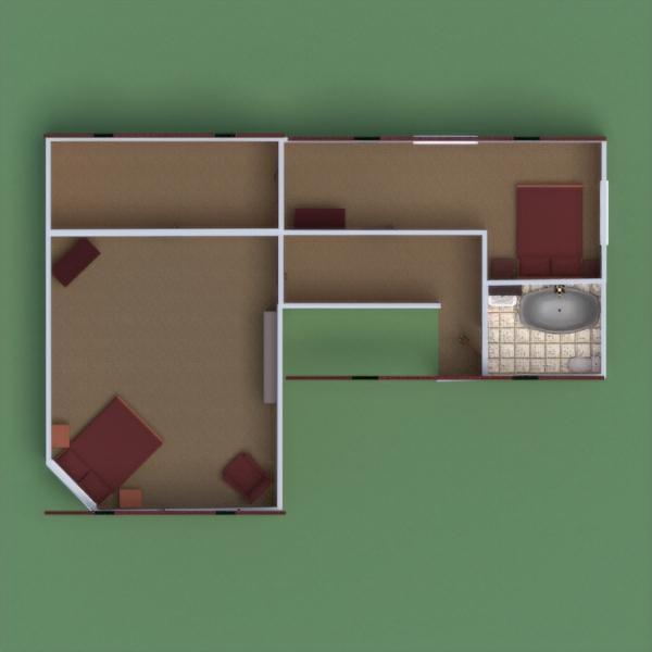 floorplans house decor landscape household dining room 3d