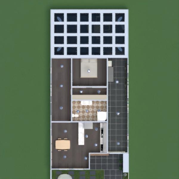 floorplans butas namas terasa baldai dekoras pasidaryk pats vonia miegamasis svetainė garažas virtuvė eksterjeras apšvietimas kraštovaizdis namų apyvoka valgomasis аrchitektūra 3d