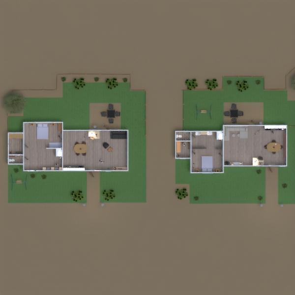 floorplans casa bagno camera da letto saggiorno 3d