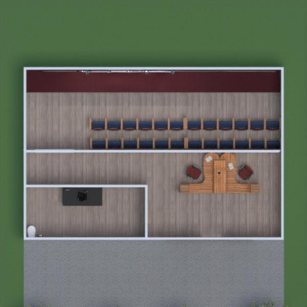 floorplans baldai apšvietimas аrchitektūra studija prieškambaris 3d