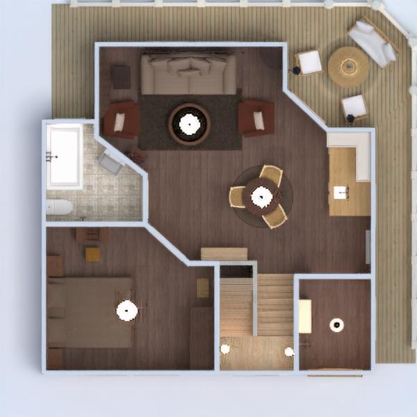 floorplans casa veranda arredamento decorazioni angolo fai-da-te bagno camera da letto saggiorno cucina esterno illuminazione sala pranzo architettura 3d