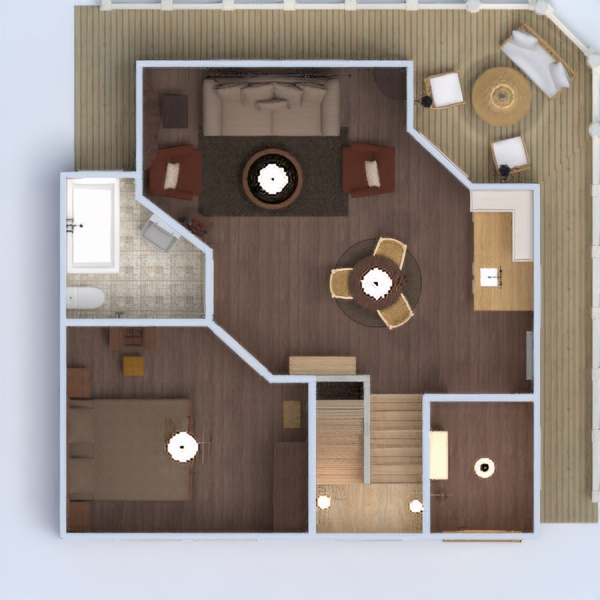 floorplans house terrace furniture decor diy bathroom bedroom living room kitchen outdoor lighting dining room architecture 3d