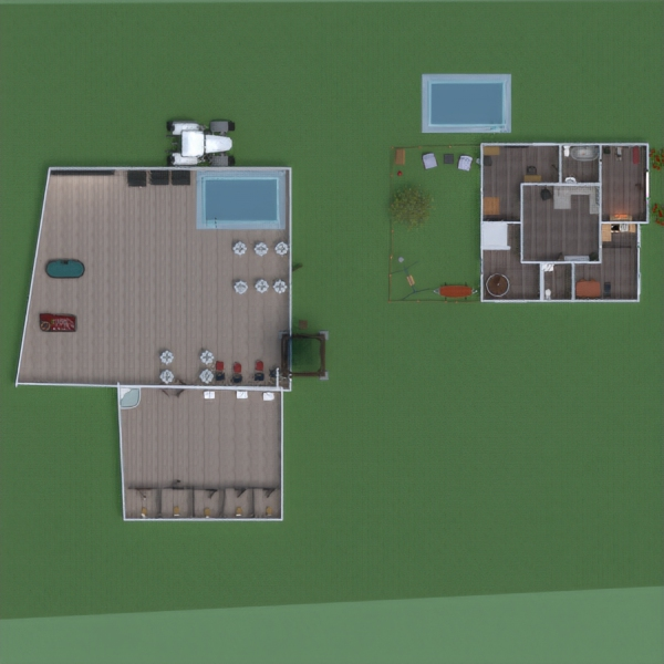 планировки дом спальня техника для дома 3d