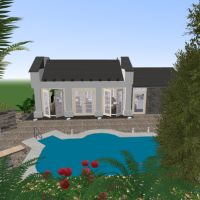 floorplans house terrace furniture decor bathroom bedroom living room dining room architecture 3d