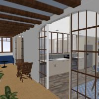 floorplans apartamento casa decoração casa de banho quarto iluminação reforma arquitetura estúdio 3d