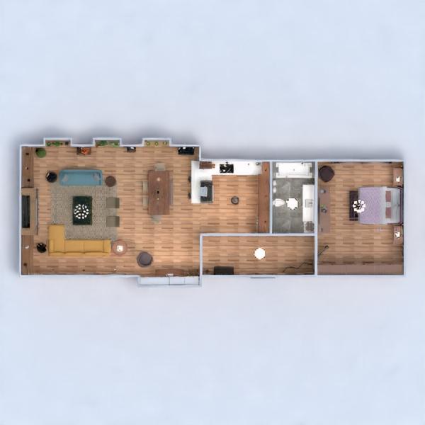 floorplans appartamento arredamento decorazioni angolo fai-da-te bagno camera da letto saggiorno cucina studio sala pranzo architettura monolocale vano scale 3d