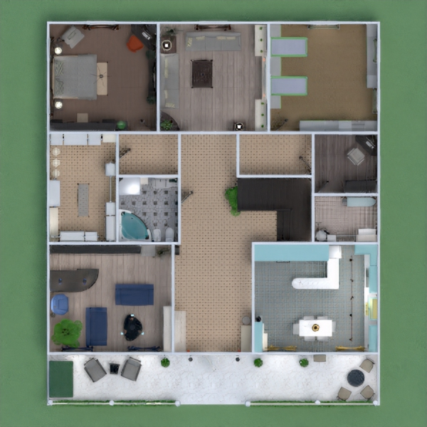 floorplans apartment house terrace furniture decor diy bathroom bedroom living room garage kitchen outdoor kids room renovation household dining room architecture storage entryway 3d