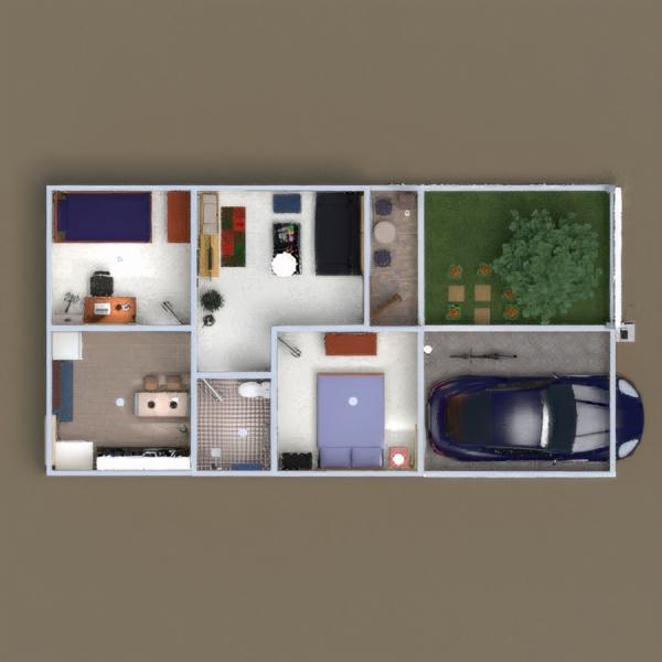 floorplans house bedroom architecture 3d