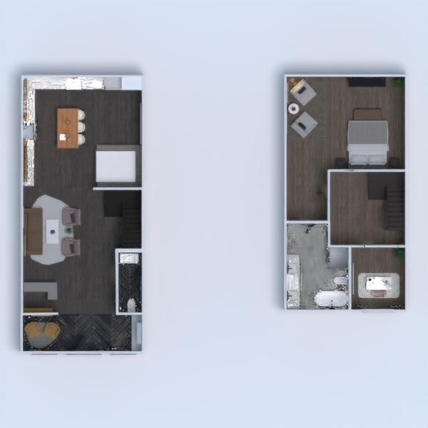 floorplans haus küche 3d