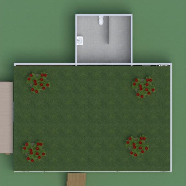 floorplans architektura mieszkanie typu studio 3d