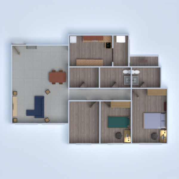 floorplans do-it-yourself haushalt 3d