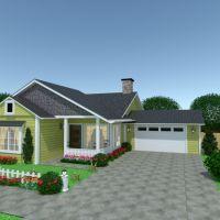 floorplans casa decoração casa de banho dormitório garagem cozinha iluminação paisagismo sala de jantar patamar 3d