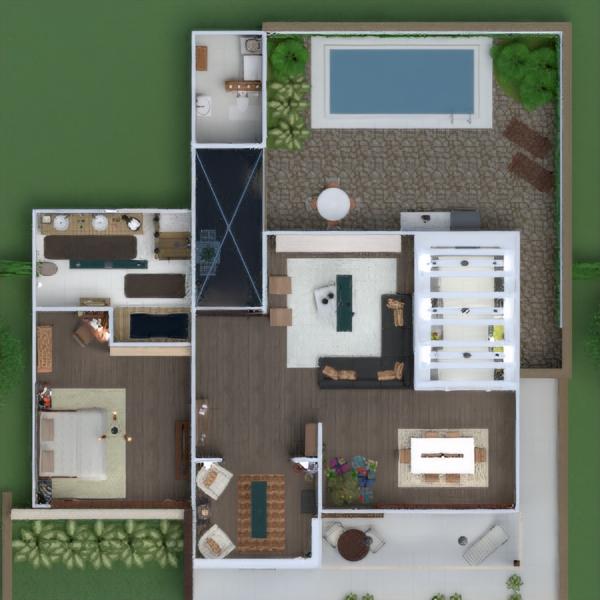 floorplans dom taras meble wystrój wnętrz zrób to sam łazienka pokój dzienny kuchnia na zewnątrz biuro oświetlenie krajobraz gospodarstwo domowe kawiarnia jadalnia architektura wejście 3d