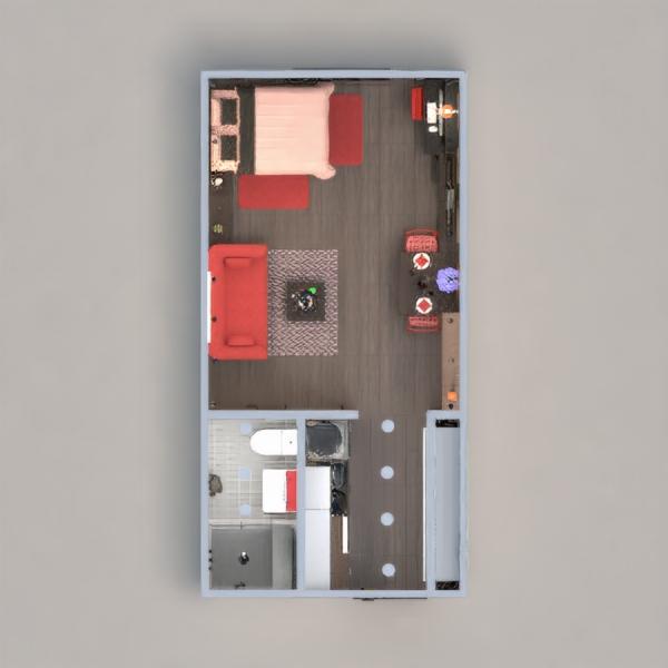 floorplans apartamento casa varanda inferior decoração faça você mesmo casa de banho dormitório cozinha escritório iluminação reforma utensílios domésticos sala de jantar despensa estúdio 3d