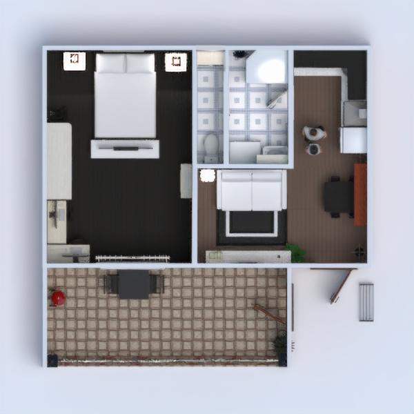 floorplans butas namas baldai dekoras vonia miegamasis svetainė virtuvė eksterjeras biuras apšvietimas valgomasis аrchitektūra 3d