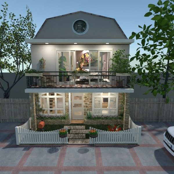 floorplans casa banheiro quarto quarto cozinha 3d