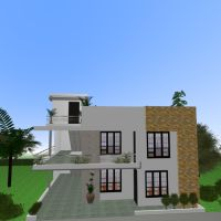 floorplans butas terasa dekoras pasidaryk pats eksterjeras kraštovaizdis аrchitektūra 3d