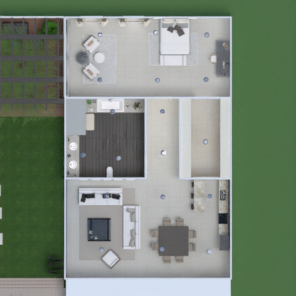 floorplans apartamento casa varanda inferior mobílias decoração faça você mesmo casa de banho dormitório quarto garagem cozinha área externa escritório iluminação paisagismo utensílios domésticos sala de jantar arquitetura 3d