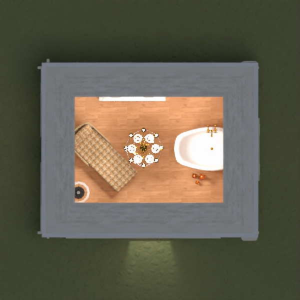 floorplans furniture decor bathroom 3d