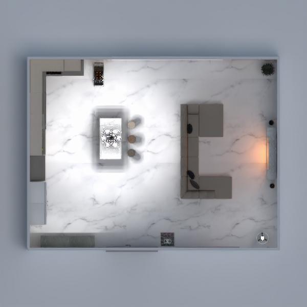 floorplans haus küche esszimmer 3d