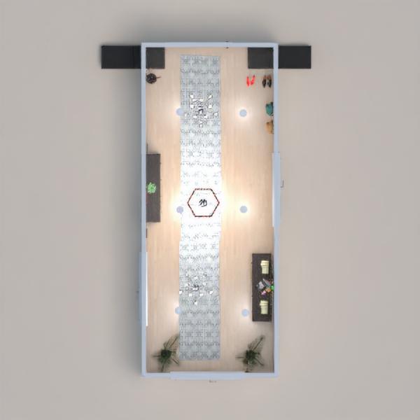 floorplans appartement maison décoration eclairage entrée 3d
