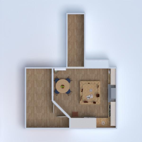 floorplans decoração faça você mesmo cozinha iluminação utensílios domésticos arquitetura 3d