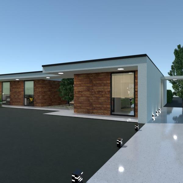 floorplans casa cuarto de baño dormitorio cocina exterior 3d