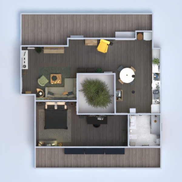 floorplans appartement maison meubles décoration maison 3d