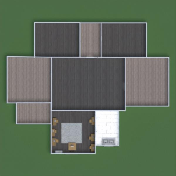floorplans decoração quarto infantil escritório despensa 3d