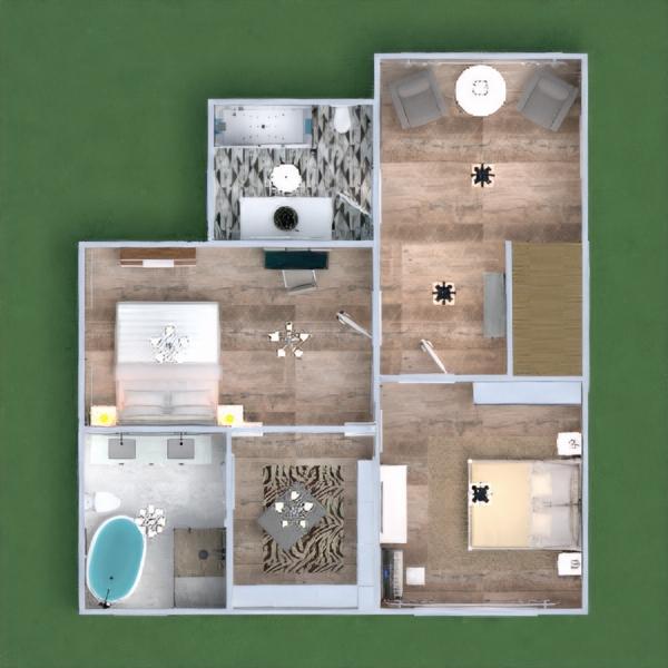 floorplans house terrace furniture decor diy kitchen lighting dining room architecture storage 3d