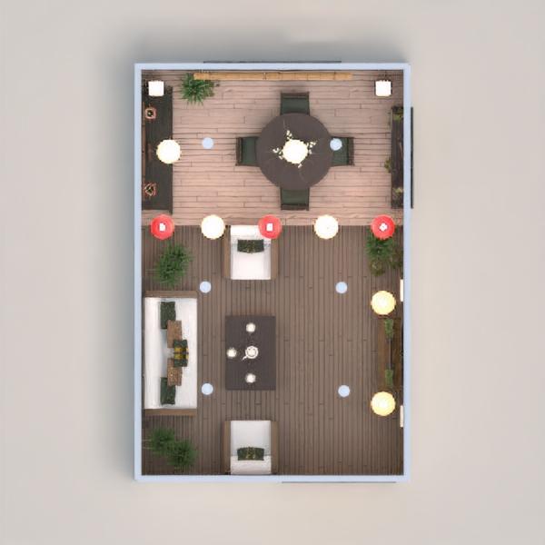floorplans casa decoração iluminação sala de jantar arquitetura 3d