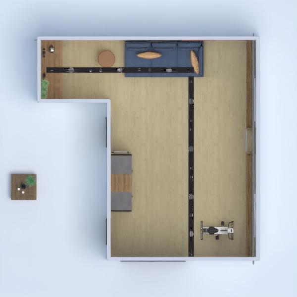 floorplans casa muebles bricolaje despacho estudio 3d