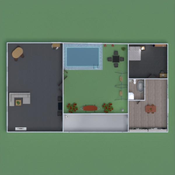 floorplans dom gospodarstwo domowe 3d