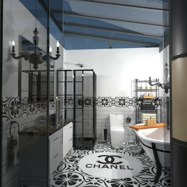 floorplans dom meble wystrój wnętrz oświetlenie 3d