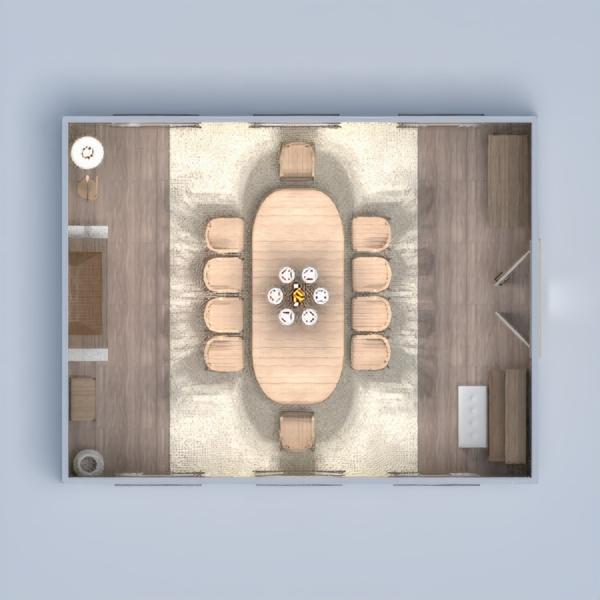 floorplans decoração faça você mesmo iluminação sala de jantar arquitetura 3d