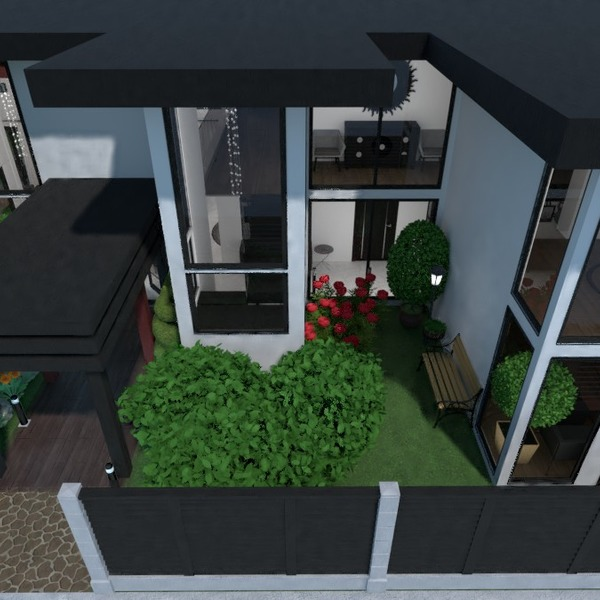 floorplans house furniture bedroom living room 3d