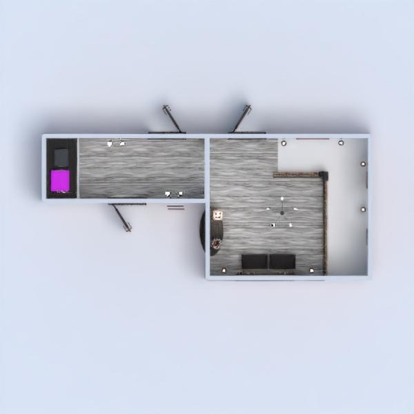 floorplans namas baldai apšvietimas renovacija аrchitektūra sandėliukas prieškambaris 3d