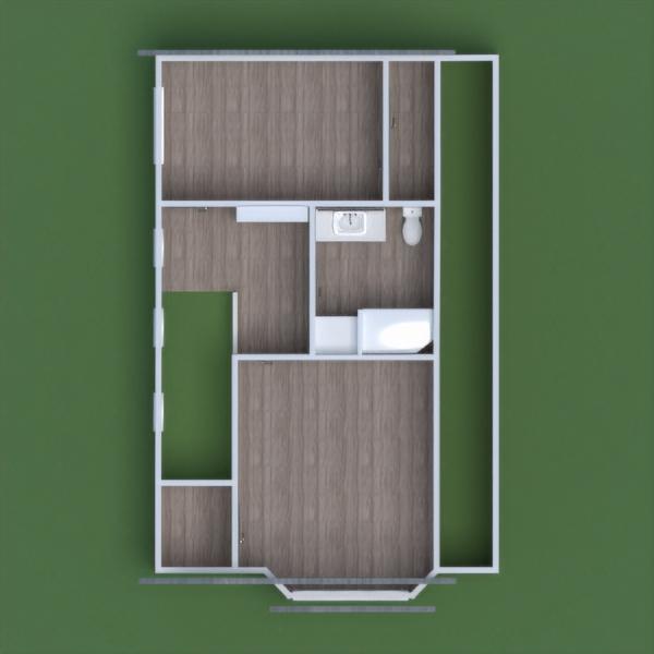 floorplans дом терраса гостиная кухня улица техника для дома столовая прихожая 3d