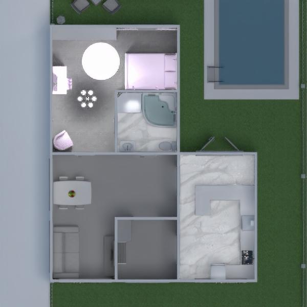 floorplans casa casa de banho dormitório quarto utensílios domésticos 3d