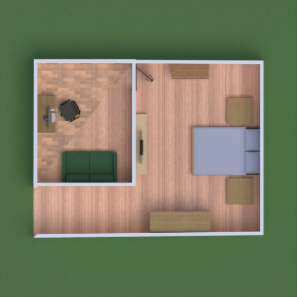 floorplans house kids room office lighting architecture 3d