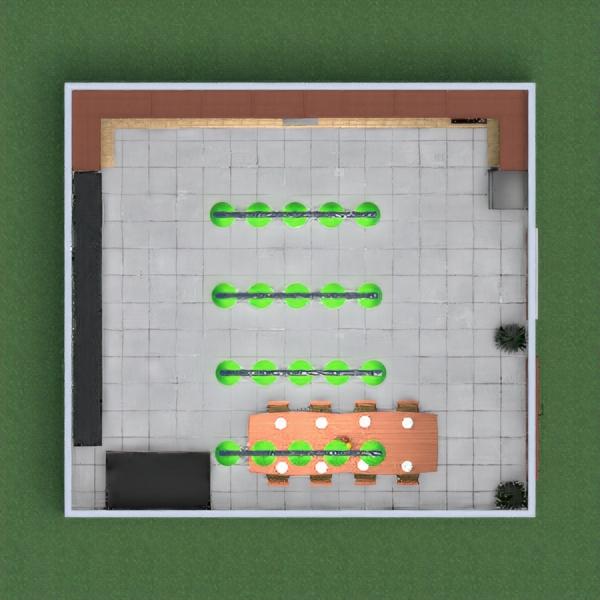 floorplans cuisine salle à manger 3d