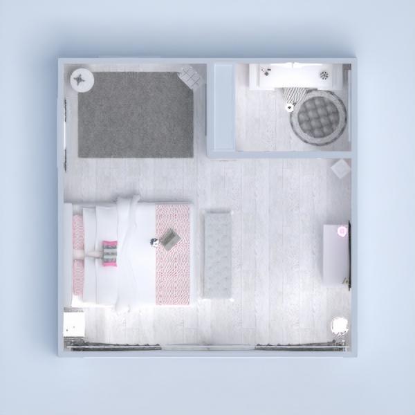 floorplans wohnung schlafzimmer beleuchtung renovierung haushalt architektur lagerraum, abstellraum studio eingang 3d