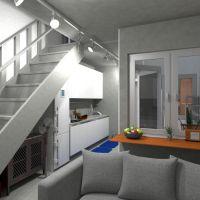 floorplans casa decorazioni cucina illuminazione architettura vano scale 3d