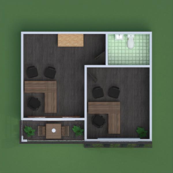 floorplans wohnung haus terrasse dekor garage büro architektur studio 3d