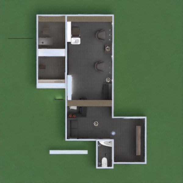 floorplans muebles decoración iluminación estudio 3d