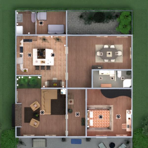 floorplans casa veranda arredamento decorazioni angolo fai-da-te bagno camera da letto saggiorno cucina esterno illuminazione rinnovo paesaggio famiglia caffetteria sala pranzo architettura ripostiglio vano scale 3d