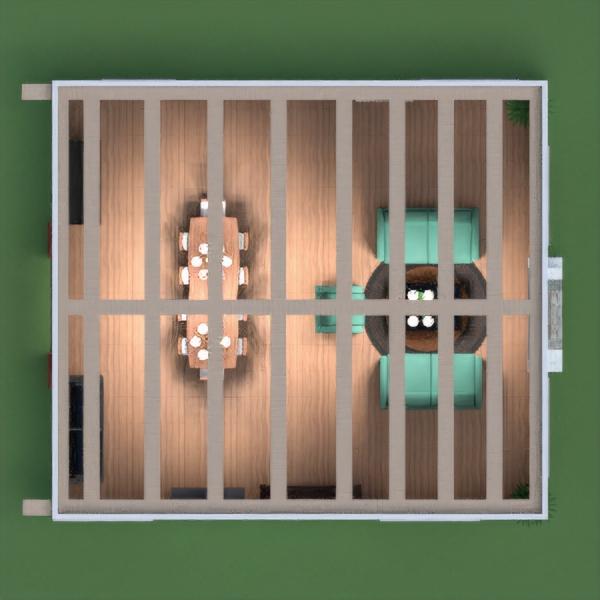 floorplans casa terraza bricolaje salón cocina 3d